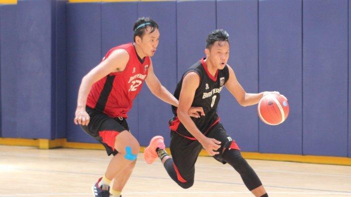 Tim Basket Bank BPD DIY Bima Perkasa Gelar Internal Gim, Pemain Tak Mau Hilang Harapan