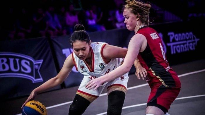 Pebasket Putri DIY, Angelica Jennife Candra Ingin Bermain Basket dan Kuliah di Luar Negeri