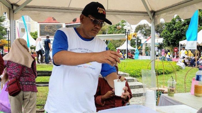 Pecahkan Rekor Muri, Fakultas Peternakan UGM Ingin Promosikan Sate Klatak