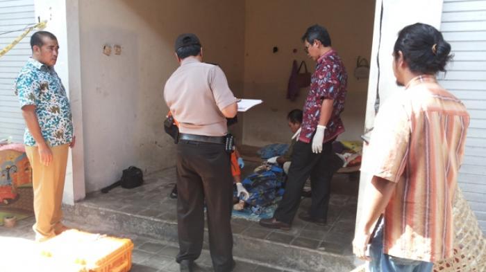BREAKING NEWS : Seorang Pedagang Ditemukan Meninggal di Dalam Kios