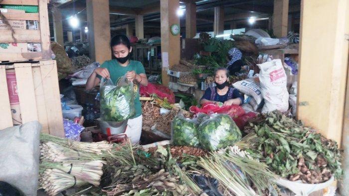 Iduladha, Permintaan Sembako dan Bahan Bumbu Malah Menurun di Pasar Beringharjo