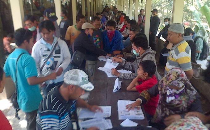 Pedagang Sunmor Minta Perlindungan Hukum ke LBH Yogyakarta
