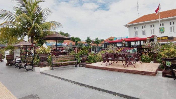 Mengadaptasi Gaya Malioboro, Pemkot Madiun Bangun Pedestrian Pahlawan Street Center