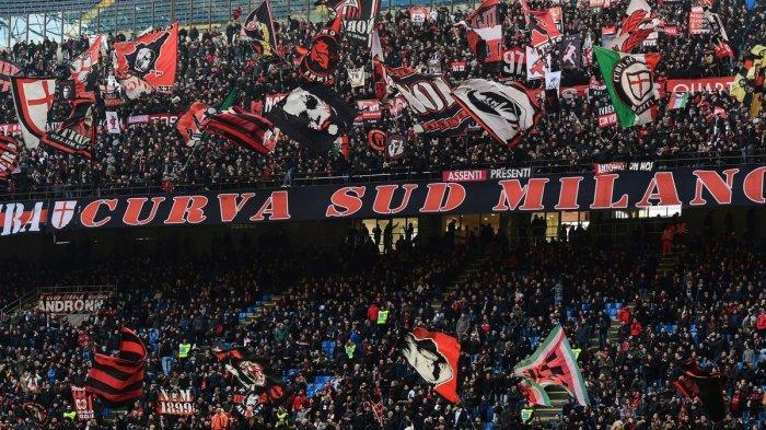 Pedukung garis keras AC Milan, Ultras