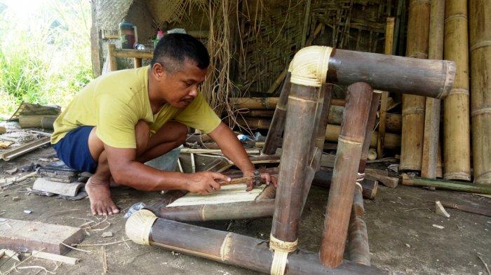 Sentra Bambu Cebongan Harapkan Rehabilitasi Sentra Showroom