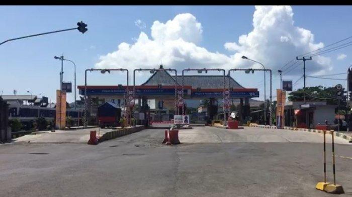 Pelabuhan Gilimanuk terpantau sepi, Jumat (1/5/2020)