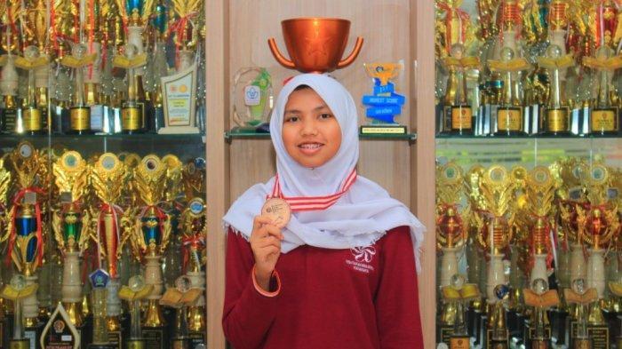 Pelajar Asal Yogya Sabet Medali Perak di International Earth Science Olympiad 2021