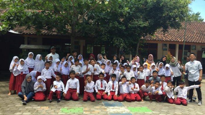 Pelajar SMA Muhammadiyah I Yogyakarta akan Bantu Perbaiki SD Muhammadiyah Damangrejo