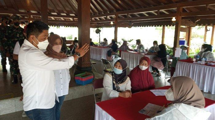 Pemkab Magelang Dorong Peningkatan Cakupan Vaksinasi untuk Masyarakat