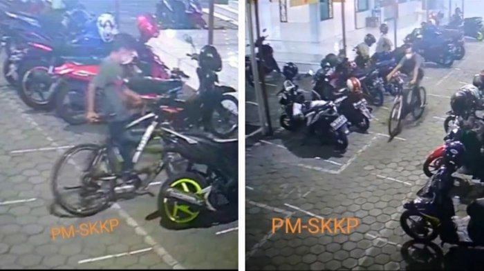 Ditinggal Pemiliknya Salat Magrib di Masjid, Sepeda Raib Digasak Maling