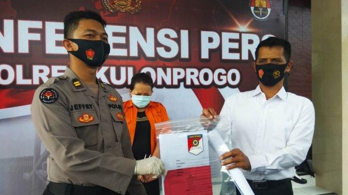 Pelaku Penipuan dan Penggelapan Mobil Rental Ditangkap Polres Kulon Progo