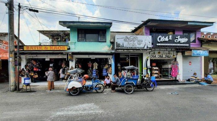 Pelaku Usaha Rotowijayan Berhadap Pandemi Corona Berlalu Agar Kunjungan Wisatawan Kembali Normal