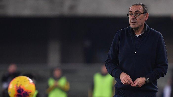 LIGA ITALIA: Maurizio Sarri Teken Kontrak dengan Lazio?