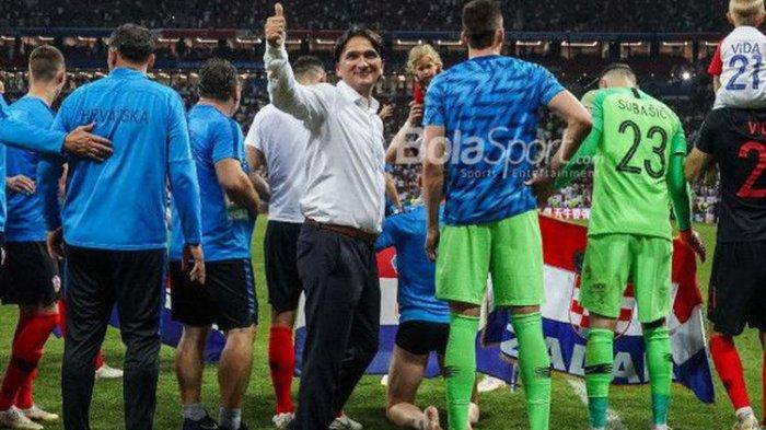 Persiapan Pelatih Kroasia Hadapi Partai Piala Dunia