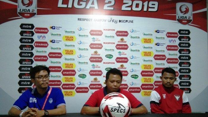 Gagal Wujudkan Ambisi Raih Poin di Markas PSIM Yogyakarta, Begini Komentar Pelatih Madura FC