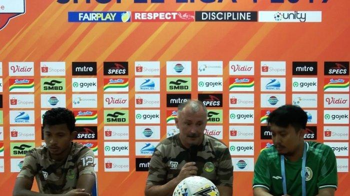 Dibekuk PSS Sleman, Pelatih PS Tira Persikabo Beberkan Perbedaan Sepakbola Indonesia dan Belarusia