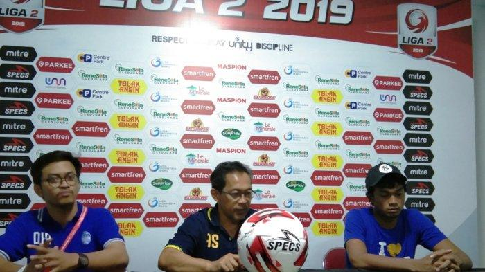 Kalahkan Madura FC 2-0 Pelatih PSIM Yogyakarta Sebut Timnya Gunakan Formasi Baru