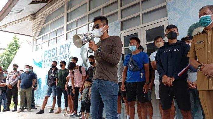Pelatih PSIM Yogyakarta Isyaratkan Timnya Masih Punya Kesempatan Lolos 8 Besar Liga 2 2021