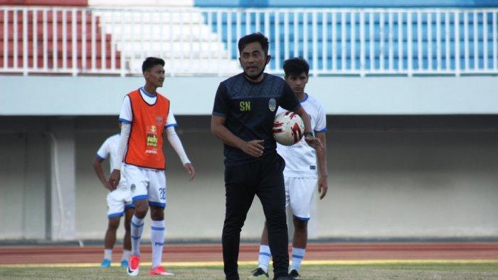 Pelatih PSIM Yogyakarta, Seto Nurdiyantoro.