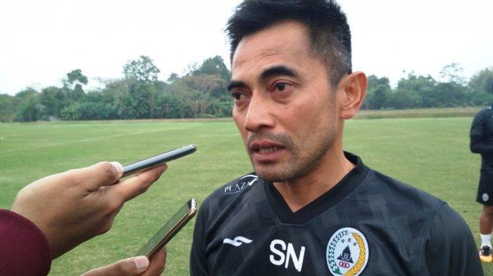 Tandang ke Markas Arema FC, PSS Sleman Bertekad Jaga Peringkat