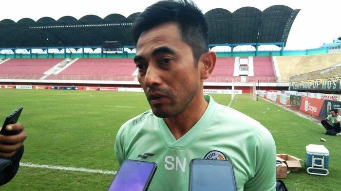 Pelatih PSS Sleman Mengaku Tidak Tahu dengan Rumor Merapatnya Satu Kiper ke Skuad Super Elja
