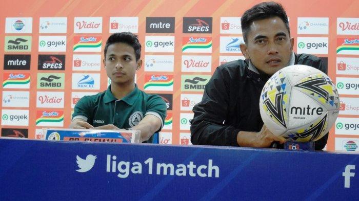 PSS Sleman Bekuk Tira Persikabo 5-2, Seto Nurdiyantoro Ucapkan Banyak Terimakasih
