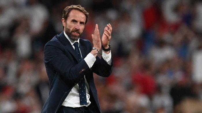 Pelatih Timnas Inggris Gareth Southgate Euro 2020