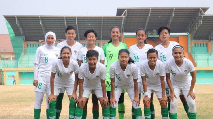 Pelatih Timnas Sepakbola Putri Indonesia Umumkan Skuat untuk AFF Women Championship 2019