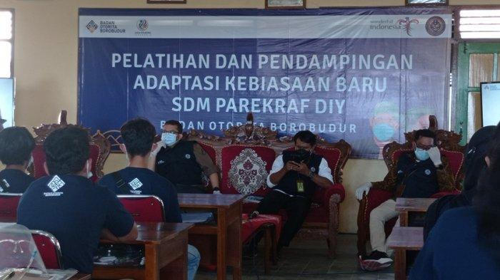 Puluhan Pengelola di Desa Wisata Ngargosari Kulon Progo Ikuti Pelatihan dan Pendampingan CHSE