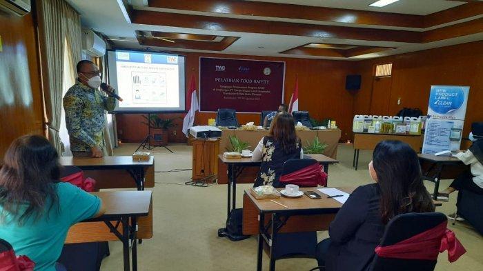 Pelatihan Food Safety Training