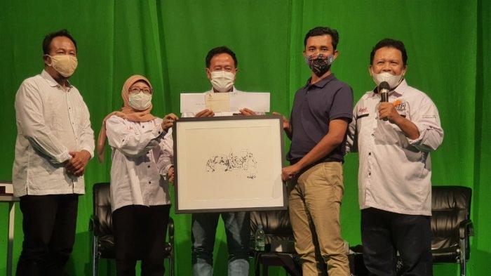 GIPI DIY Lelang Lukisan Maestro Affandi untuk Bantu Korban Bencana di Indonesia