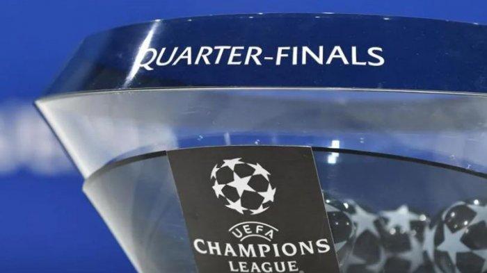 Daftar Klub Lolos Perempat Final Liga Champions Laliga, Bundesliga dan Liga Inggris