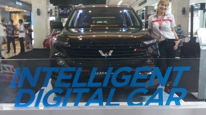 Tawarkan Teknologi Tinggi, Wuling Almaz RS Resmi Mengaspal di Yogyakarta