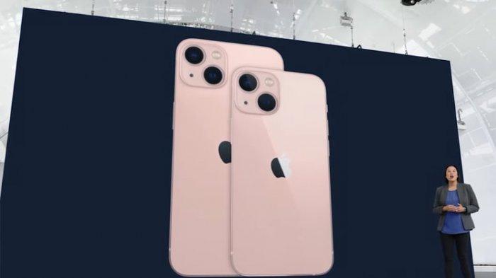Peluncuran iPhone 13 dan iPhone 13 Mini.