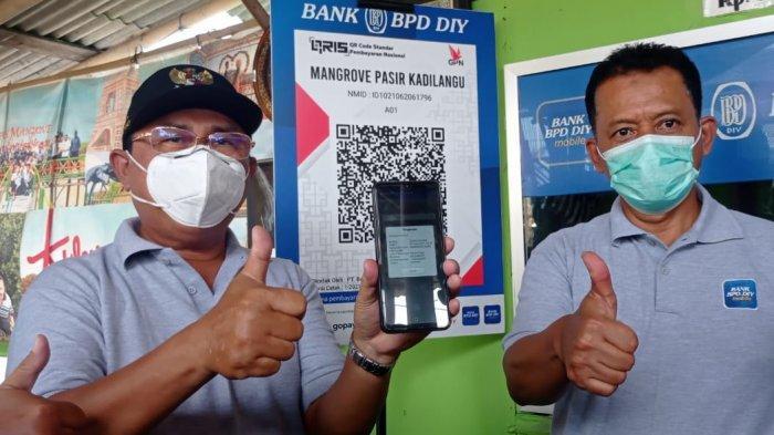 BPD DIY Perluas Akses Pembayaran Non Tunai Melalui QRIS di Objek Wisata Kulon Progo