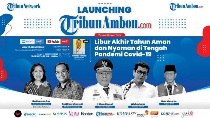 TribunAmbon.com Portal  Breakingnews Lokal ke-49 Tribun Network Diluncurkan