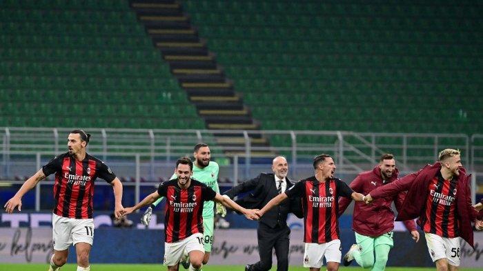 Alasan AC Milan Bisa Raih Scudetto Musim Ini