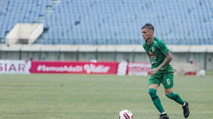 BREAKING NEWS: Nico Velez Resmi Mengundurkan Diri dari PSS Sleman Sebelum Liga 1 2021