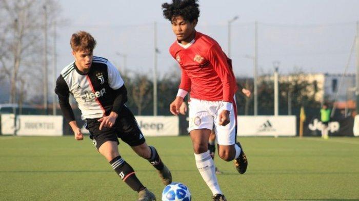 Striker Timnas Indonesia U-19 Bagus Kahfi Diprediksi Dapat Kembali Berlatih pada Juli 2020