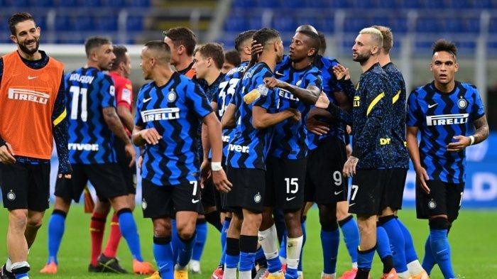 Jadwal Siaran Langsung Liga Italia Benevento vs Inter Milan, LIVE BeIN  Sports Pukul 23.00 Malam Ini - Tribun Jogja