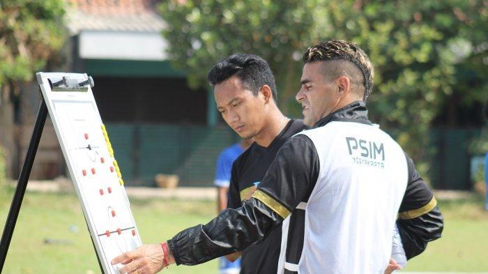 Pemain Lama Prioritaskan PSIM Yogyakarta
