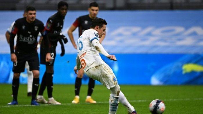 AC MILAN: Maldini Terdepan untuk Transfer Florian Thauvin - Diincar Leicester & Ditawarkan ke Real