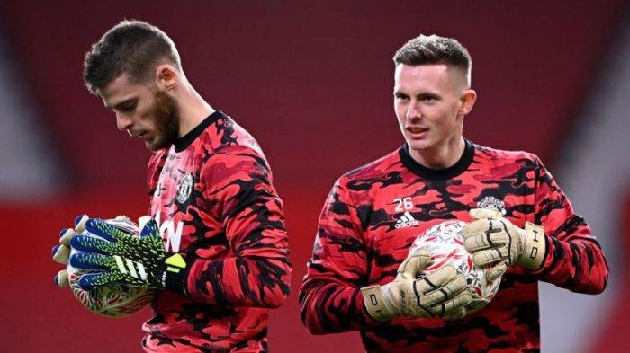 Kiper MU Jadi Incaran Juventus di Bursa Transfer Pemain 2022