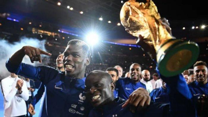 Inilah Pemain-pemain Penting Chelsea di Timnas Prancis EURO 2020
