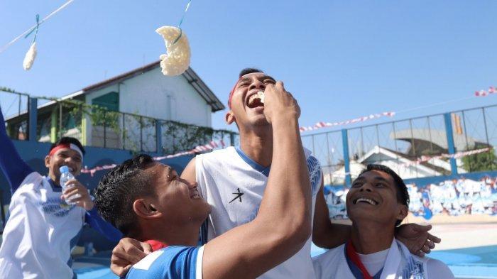 PSIM Yogyakarta Meriahkan HUT ke-76 RI dengan Lomba Futsal Dasteran