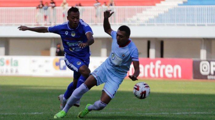 PSIM Kembali Takluk di Kandang, Liga 1 Semakin Jauh