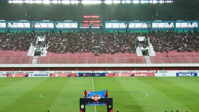BREAKING NEWS : PSS Sleman Unggul 4 Gol Tanpa Balas atas PS Tira Persikabo di Babak Pertama
