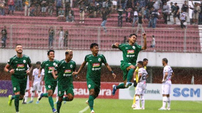 Irkham Zahrul Mila Senang Bisa Comeback dan Cetak Gol Saat PSS Sleman Jamu PS Tira Persikabo