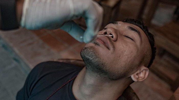 Pemain PSS Sleman Jalani Swab Antigen Sebelum Latihan Kembali