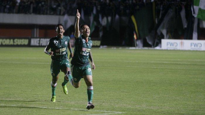 Goolll, Mantap Jiwa! Cilegon United Vs PSS Sleman, Super Elja Unggul Sementara 0-1